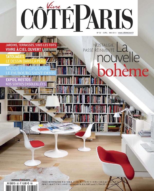 télécharger Vivre Côté Paris N°32 - La Nouvelle Bohème