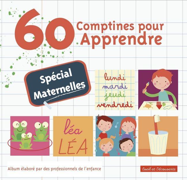 télécharger 60 Comptines Pour Apprendre - Spécial Maternelles