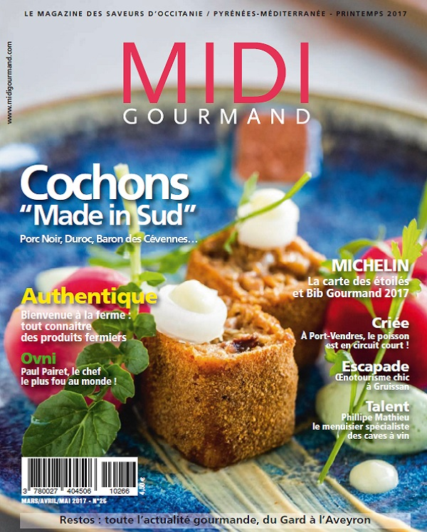 télécharger Midi Gourmand N°26 - Printemps 2017