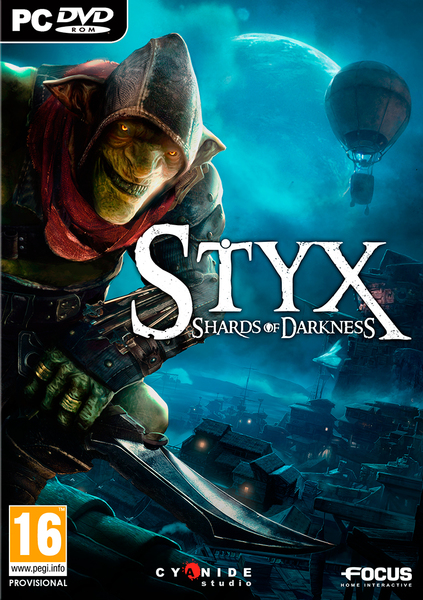 Poster for Styx: Shards Of Darkness