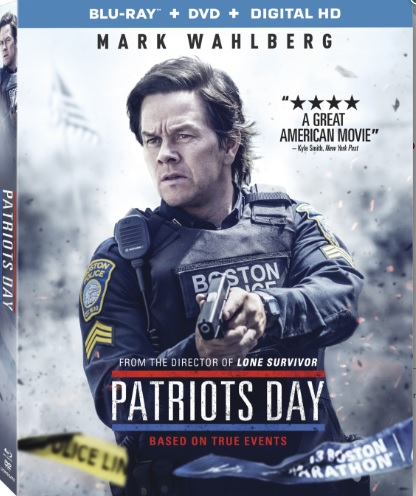 Patriots Day 2016 poster image