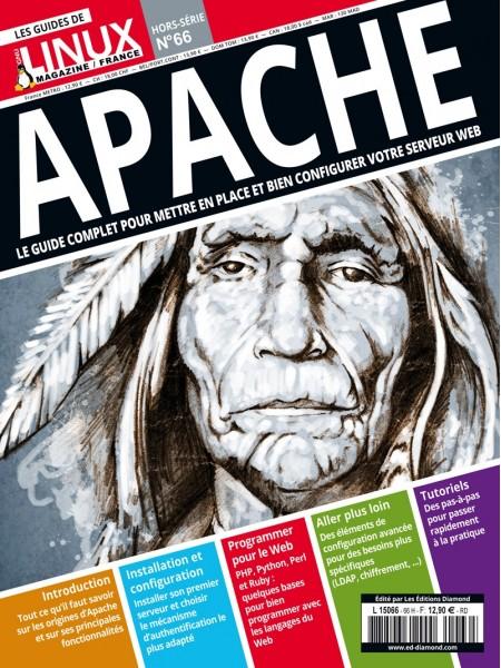 Les guides de linux HS N°66 - Apache