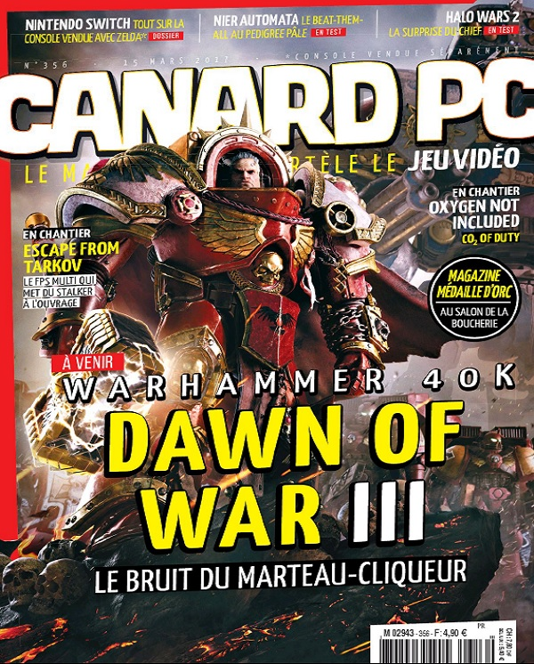 télécharger Canard PC N°356 Du 15 Mars 2017