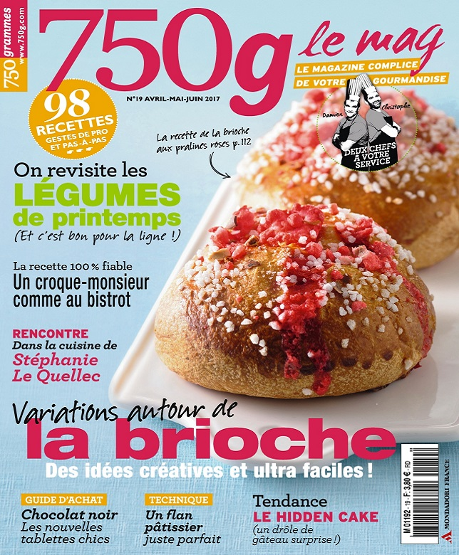 télécharger 750g Le Mag N°19 - Avril-Juin 2017