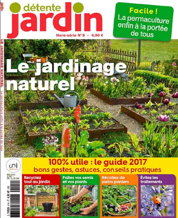télécharger Détente Jardin Hors Série N°8 - Mars 2017