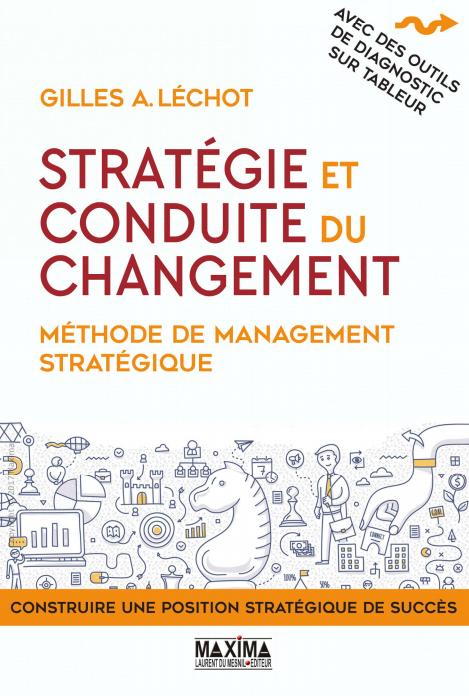 télécharger Stratégie et conduite du changement ( 2017 ). Maxima