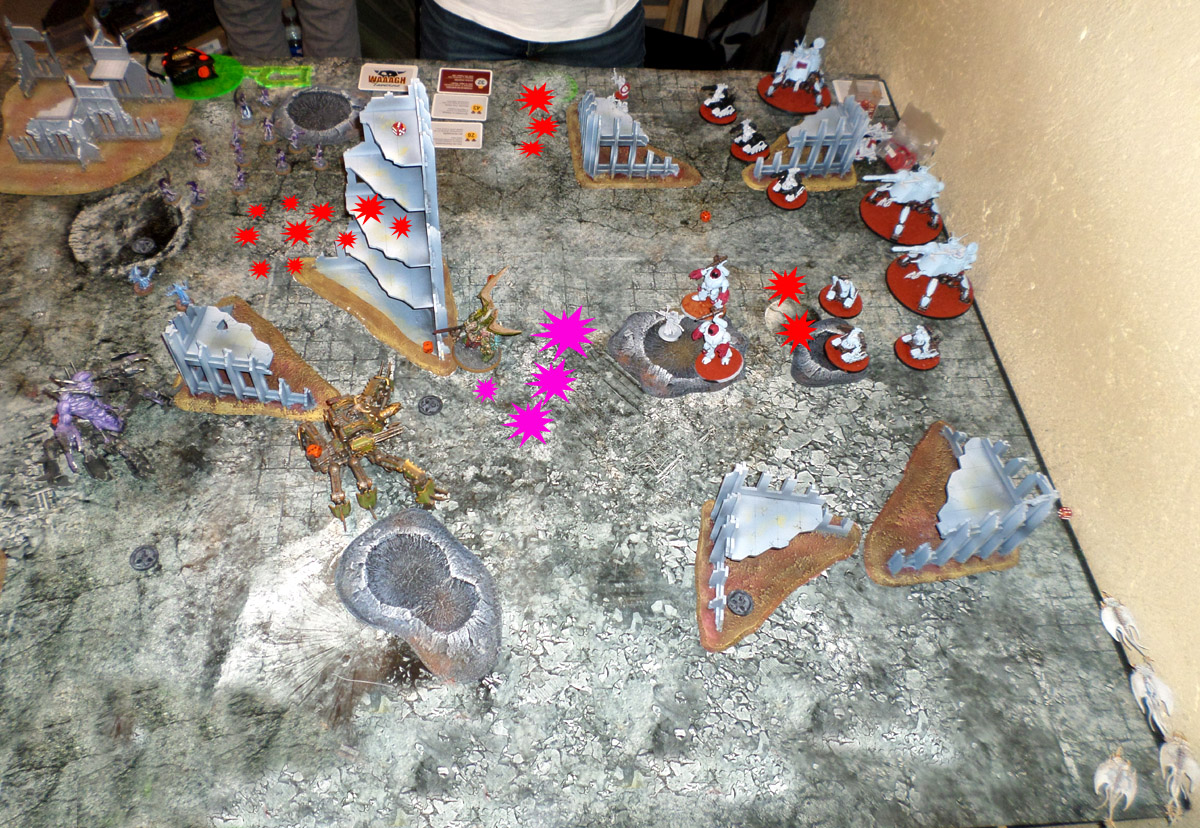 King of the Waaagh 2 - Partie 4/4 - Démons Vs. Cult Mechanicus/Skitarii 170316123903933104