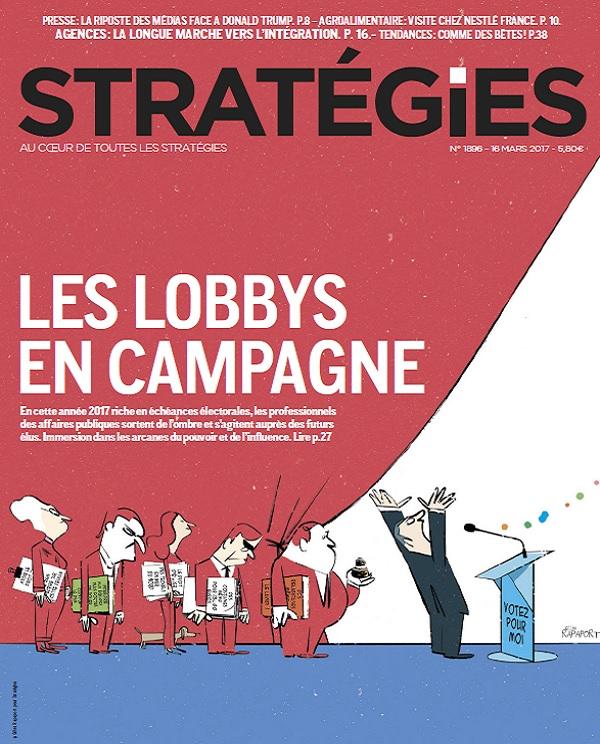 télécharger Stratégies N°1896 Du 16 Mars 2017