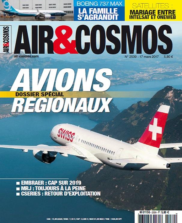 télécharger Air et Cosmos N°2539 Du 17 Mars 2017