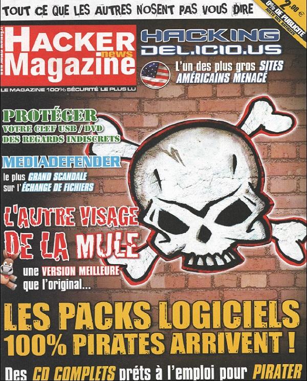 télécharger Hacker News Magazine N°21
