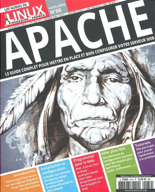 télécharger Les Guides De Linux Hors Série N°66 - Apache