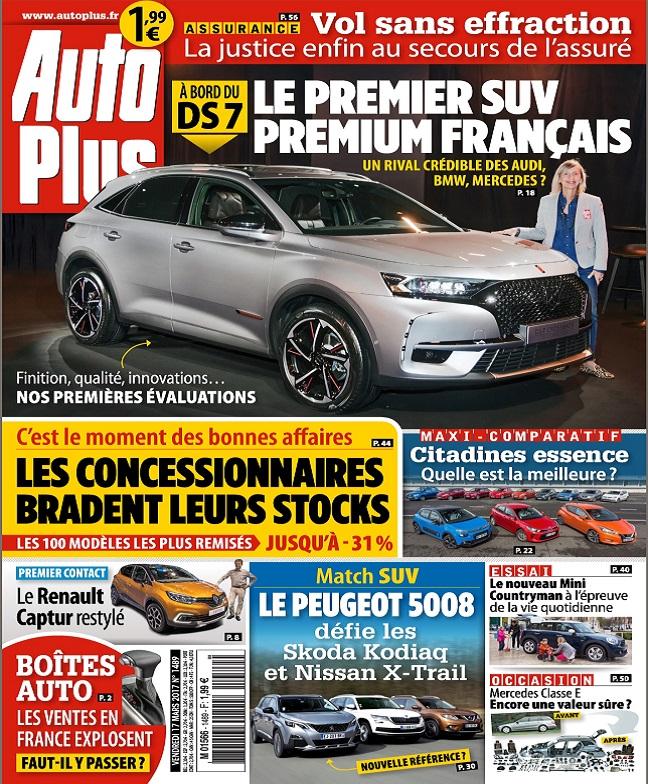 télécharger Auto Plus N°1489 Du 17 au 23 Mars 2017