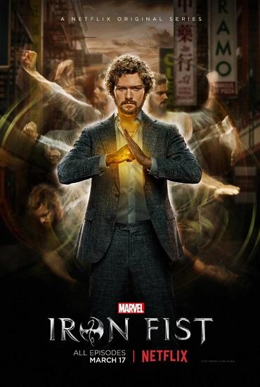 Iron Fist {Sezon 01} (2017) pl
