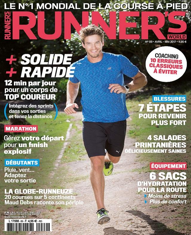 télécharger Runner's World N°69 - Avril-Mai 2017