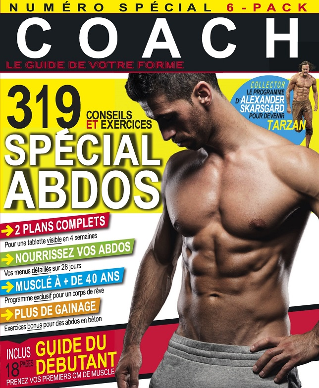 Coach Magazine N°26 - Avril-Mai 2017