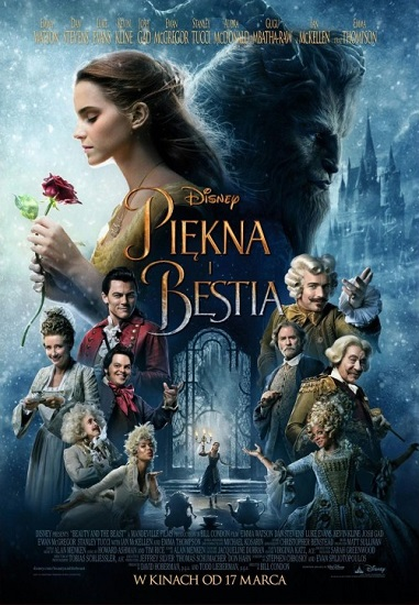 Piękna i Bestia / Beauty and the Beast (2017)