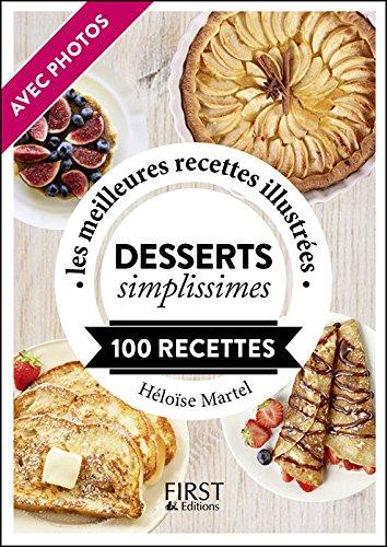télécharger Petit Livre de - Desserts simplissimes (Le petit livre) (2017)