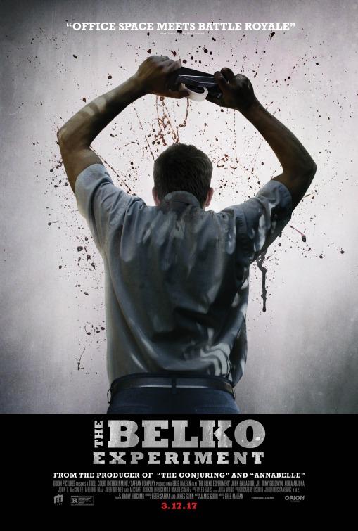 The Belko Experiment (2017, Greg McLean) 170319015025552943