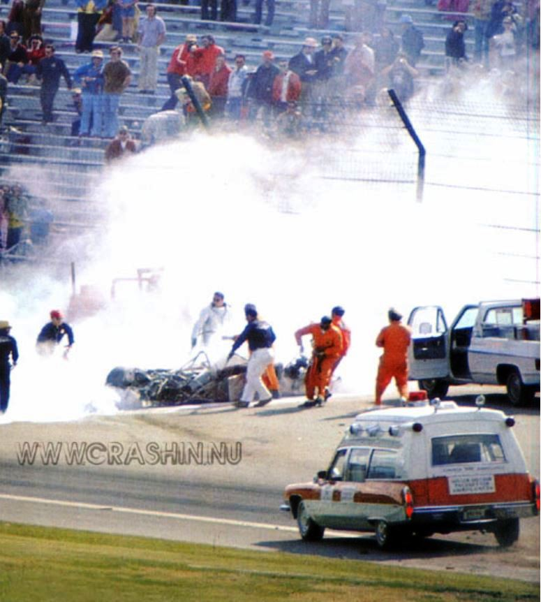 1973 art pollard indy 500 crash