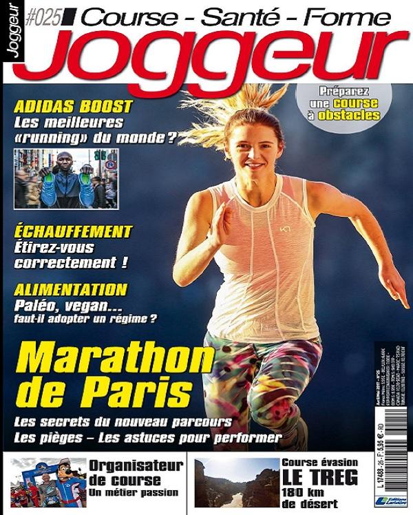 télécharger Joggeur N°25 - Avril-Mai 2017