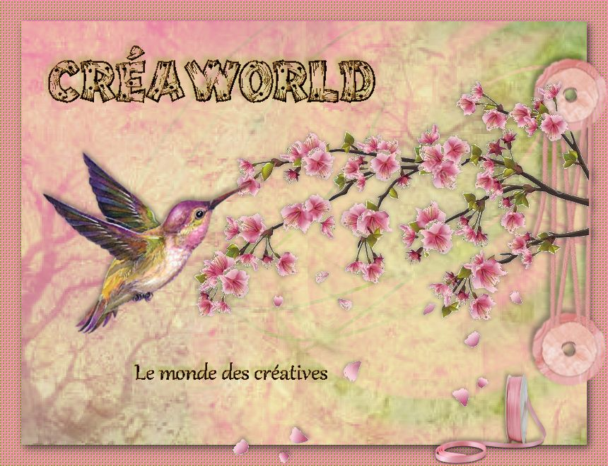 creaworld le monde des créatives