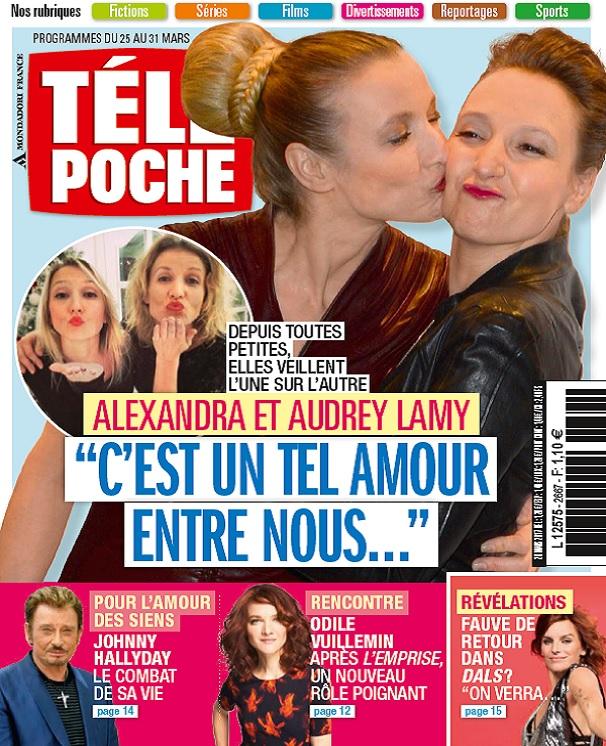 télécharger Télé Poche N°2667 Du 25 Au 31 Mars 2017