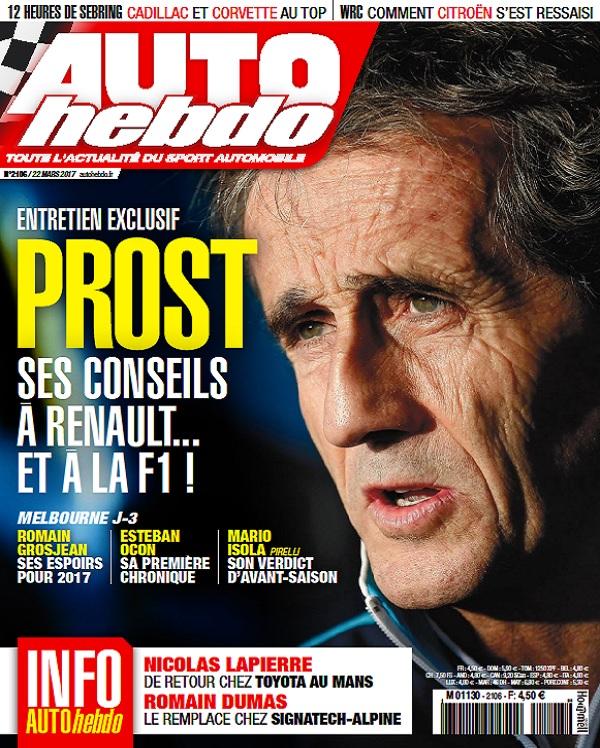 télécharger Auto Hebdo N°2106 Du 22 Mars 2017