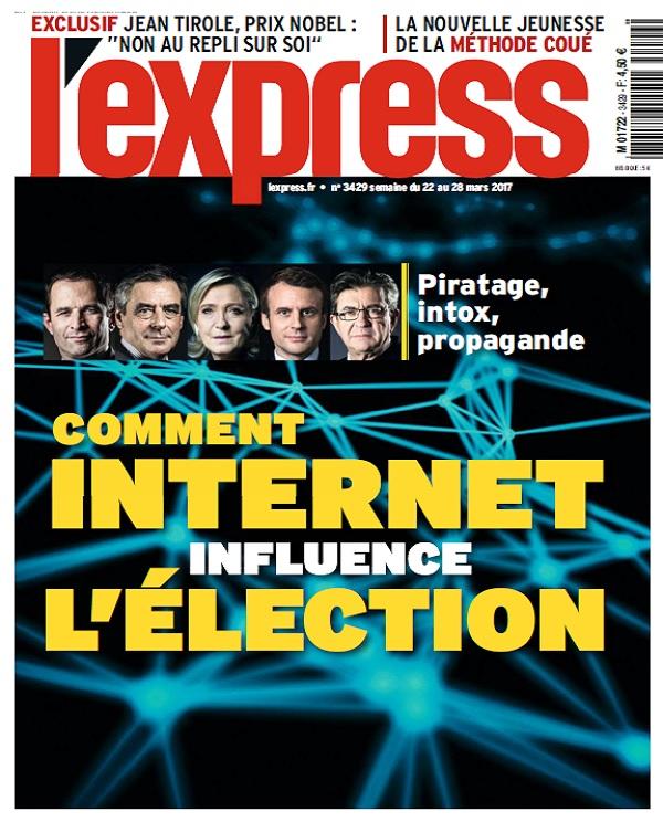 télécharger L'Express N°3429 Du 22 au 28 Mars 2017