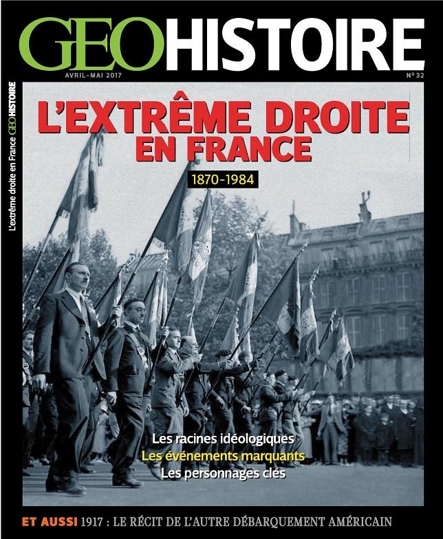 télécharger Geo Histoire N°32 - Avril-Mai 2017