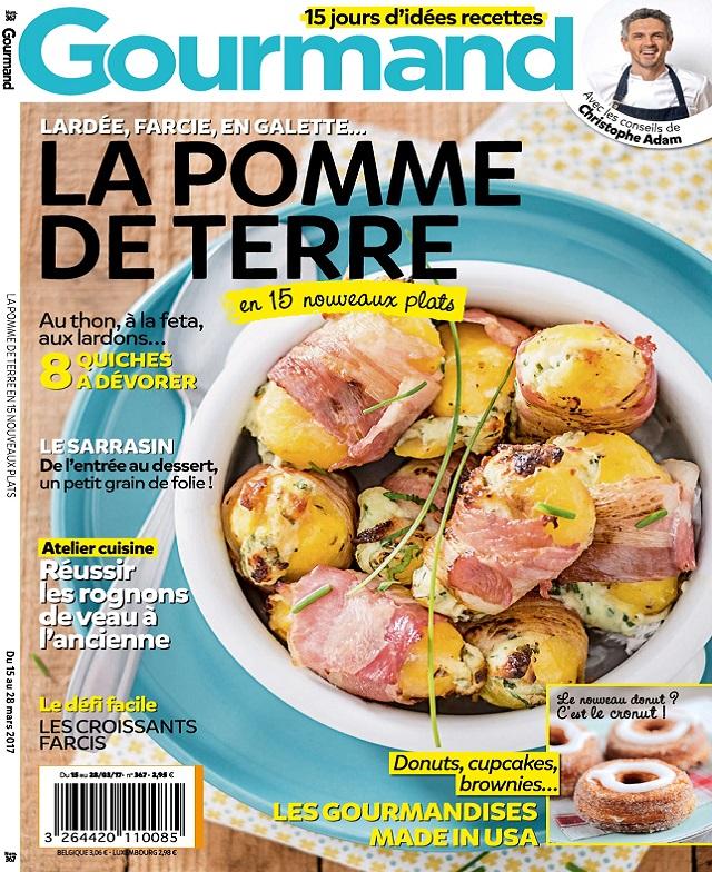 télécharger Gourmand N°367 Du 15 au 28 Mars 2017