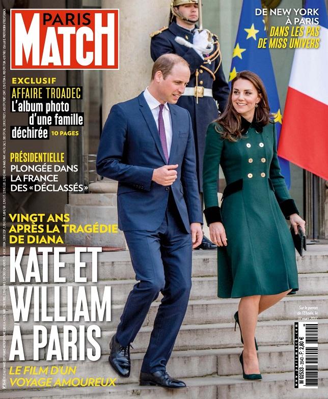 télécharger Paris Match N°3540 Du 23 au 29 Mars 2017