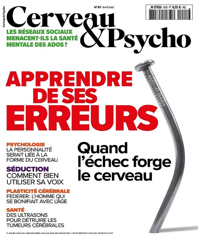 télécharger Cerveau et Psycho N°87 - Avril 2017