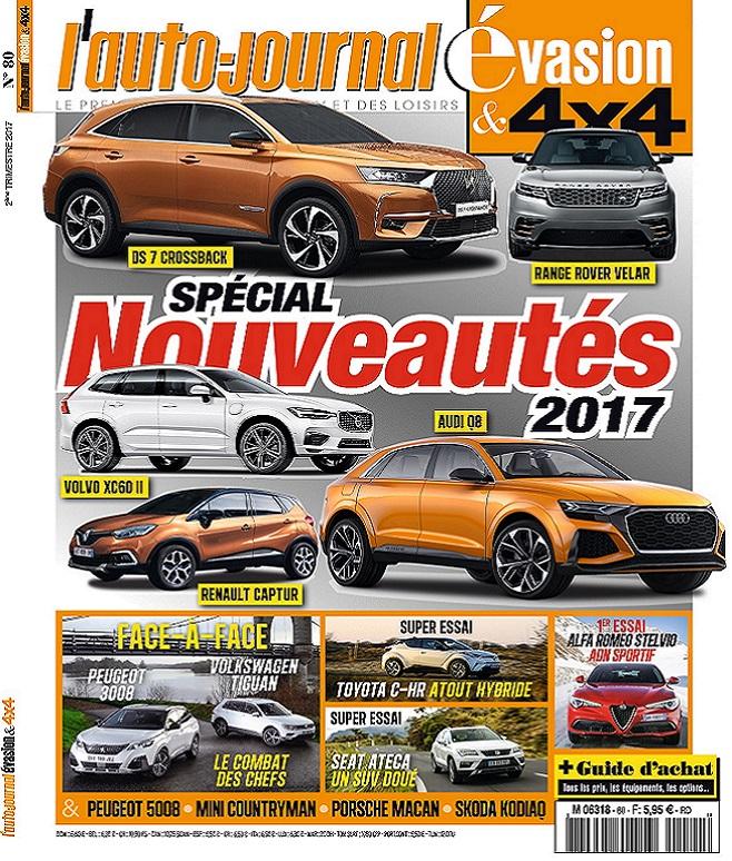 télécharger L'Auto-Journal 4x4 N°80 - Printemps 2017