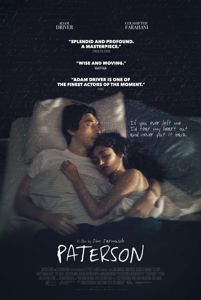 Paterson (2016) poster image