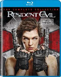Resident Evil: The Final Chapter (2016) poster image