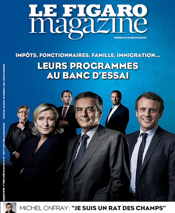 télécharger Le Figaro Magazine Du 24 Mars 2017