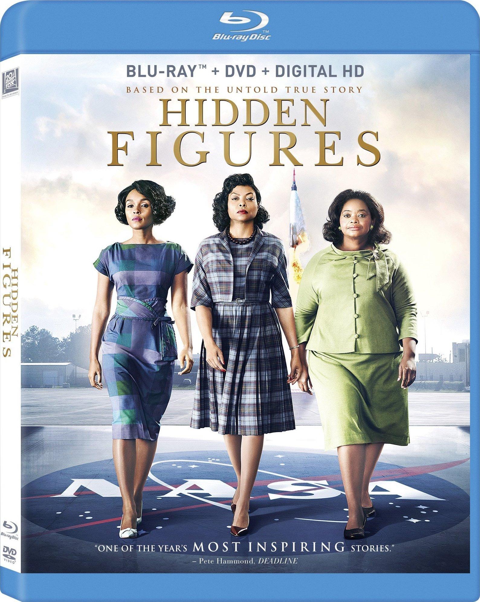Hidden Figures (2016) poster image