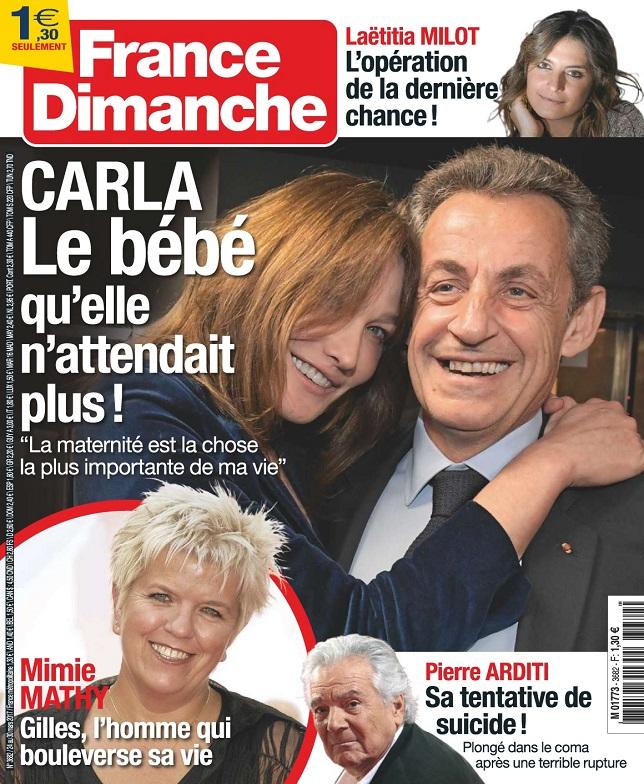 télécharger France Dimanche N°3682 Du 24 au 30 Mars 2017