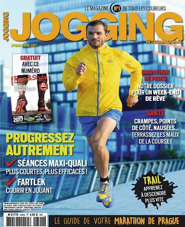 télécharger Jogging International N°390 - Avril 2017