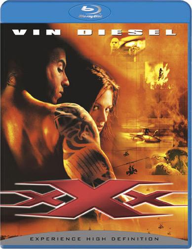 xXx (2002) poster image