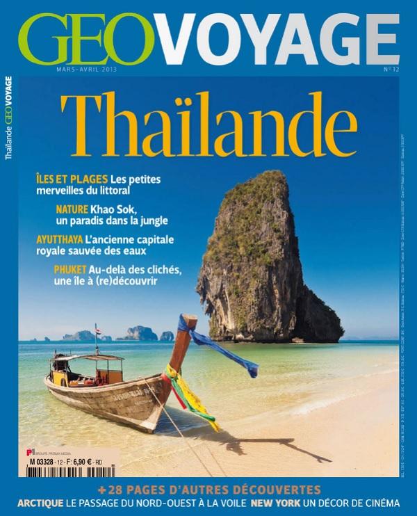 télécharger Géo Voyage N°12 - Thaïlande