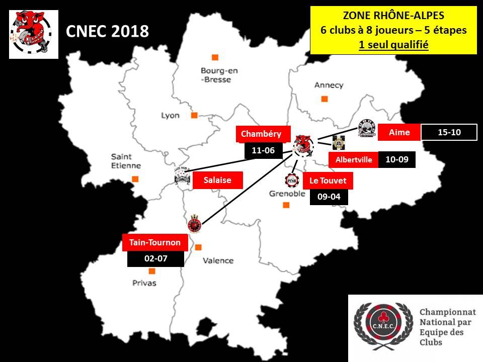carte CNEC qualifs 2018