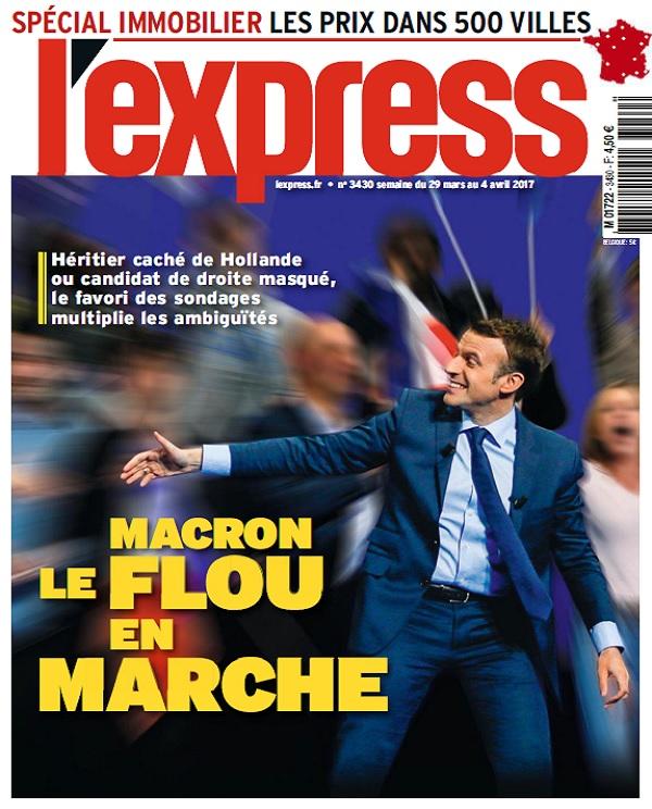 télécharger L'Express N°3430 Du 29 Mars au 4 Avril 2017