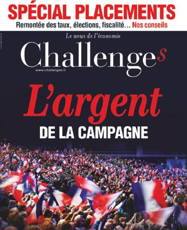 télécharger Challenges N°515 Du 30 Mars au 5 Avril 2017