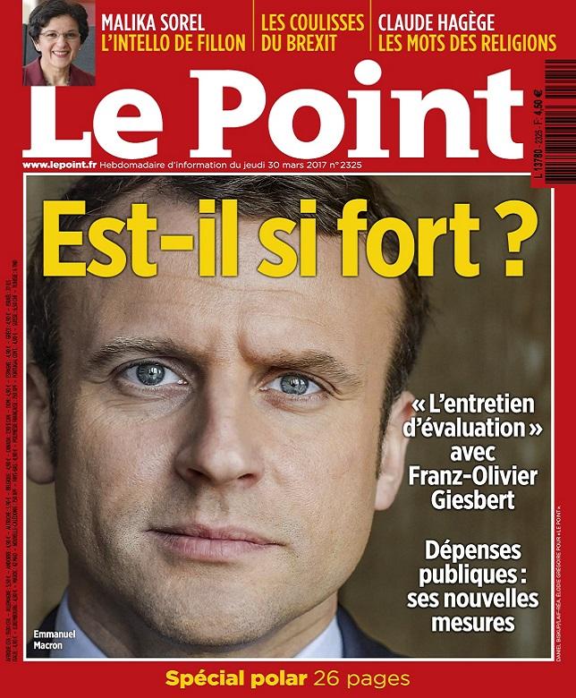 télécharger Le Point N°2325 Du 30 Mars au 5 Avril 2017