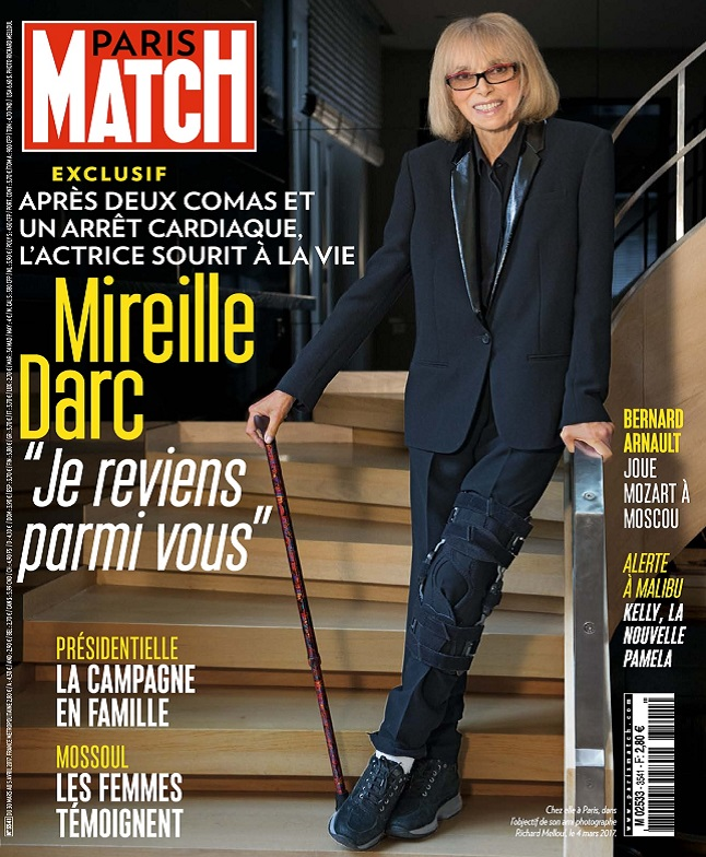 télécharger Paris Match N°3541 Du 30 Mars au 5 Avril 2017