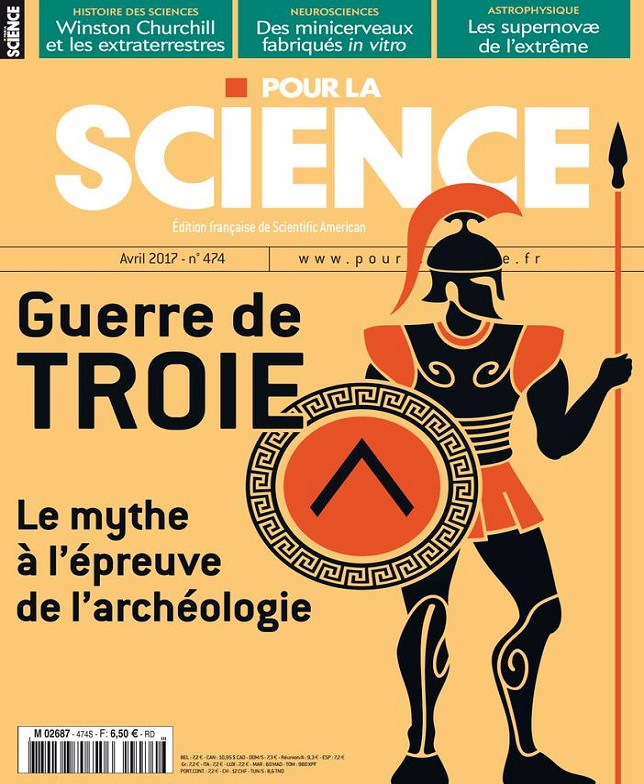 Pour La Science N°474 - Avril 2017