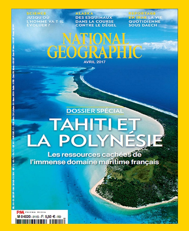 télécharger National Geographic N°211 - Avril 2017