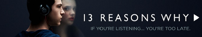 Poster for 13 Reasons Why