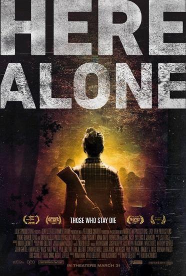 Here Alone (2016) PL.HDRIP.X264.AC3.B53 / Lektor PL [IVO]